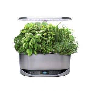 AeroGarden Bounty Indoor Hydroponic Herb Garden