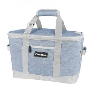 CleverMade Collapsible Cooler Bag 50 Can