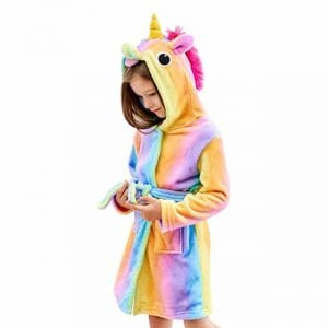 Doctor Unicorn Bathrobe