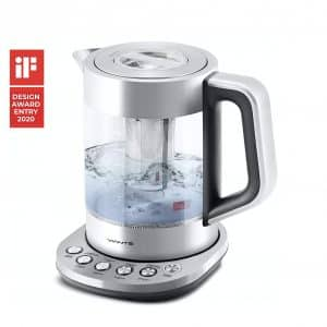 Electric Glass Kettle and Tea Maker