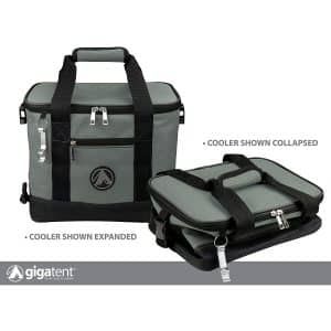 GigaTent Soft Insulated Collapsible Cooler