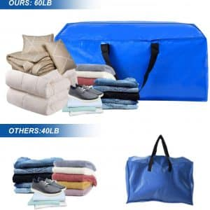 HOMESTORAGE Heavy Duty Extra Large Storage Bags