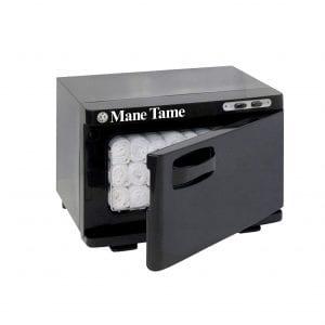Mane Tame Professional Mini Towel Warmer Cabinet