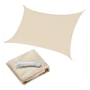 OYE HOYE Waterproof Polyester Sun Shade Canopy