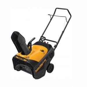 Poulan Electric Single Stage Snow Thrower
