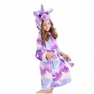 Cesriter Unicorn Bathrobe