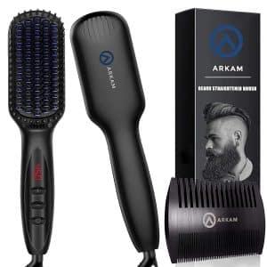 Arkam Heated Beard Straightener