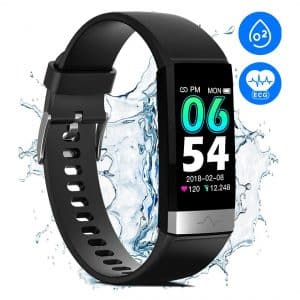 FITVII Fitness Tracker
