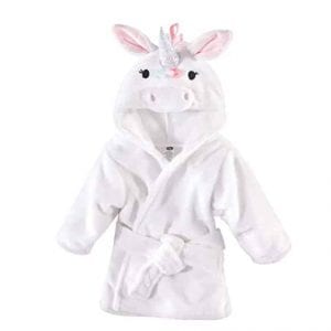 Hudson Baby Unicorn Bathrobe