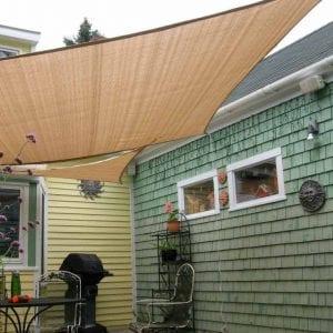 Shade&Beyond Sun Shade Canopy
