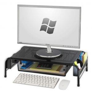 Simple Houseware Metal Desk