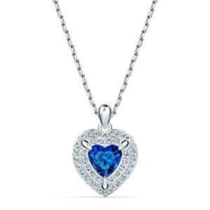 Swarovski Heart Crystal Pendant necklace