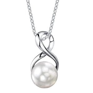 The Pearl Source Pendant Necklace
