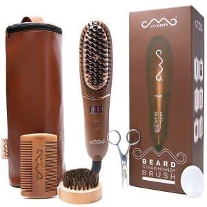 Safenorth Ionic Compact Beard Straightener