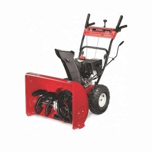 Yard Machines Two-Stage Gas Snow Blower 208cc