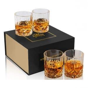 Kanars Old Fashioned Whiskey Glasses