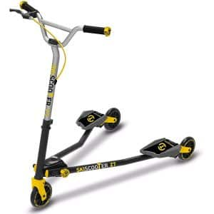 smarTrike Skiscooter Kids' Scooter - Yellow