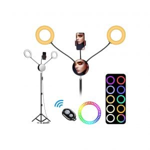 6.6″ RGB Selfie Ring Light