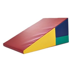 GSC Downhill Mat Non-Folding Gymnastic Wedge