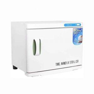 LALEO 2In1 UV Sterilizer 23L Hot Towel Warmer Cabinet