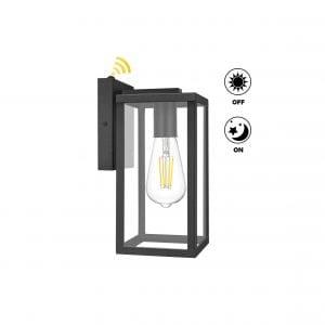 Beslowe Outdoor Wall Lantern Anti-Rust Wall Lamp