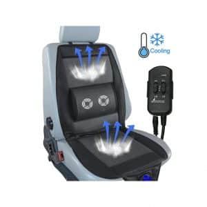 Big Hippo Cooling Car Seat Cushion Massage