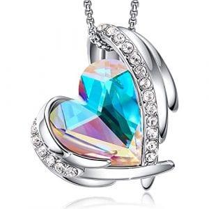 CDE Love Heart Women's Pendant Necklaces