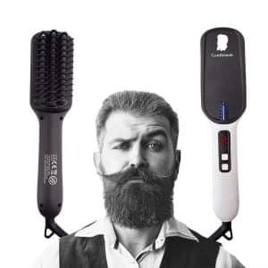 Gentleman Beard Straightener