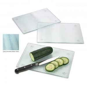 Light In The Dark Tempered Glass Cutting Boards