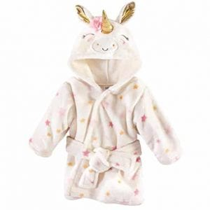 Luvable Friends Unicorn Bathrobe