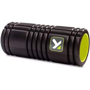TriggerPoint GRID Foam Roller for Exercise, Deep Tissue Massage and Muscle Recovery, Original