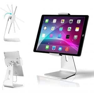 AboveTEK Aluminum Tablet Stand