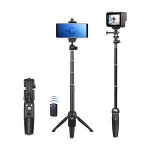BZE 40-inch Extendable Gopro Selfie Stick