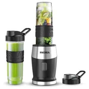 FOCHEA 500W Personal Blender Smoothie Two 20 Oz