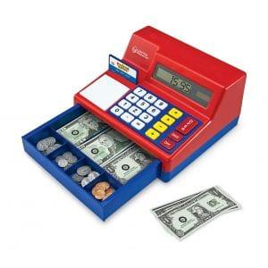 Learning Resources Pretend Cash Register