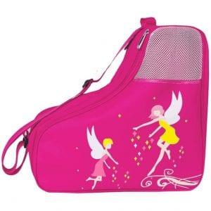 MANNEW Roller Skates Bag, Multiple Pockets