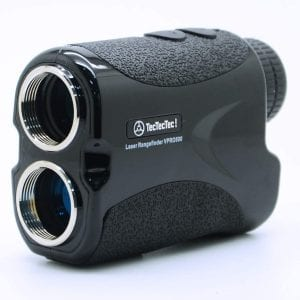 TecTecTec VPRO500 Laser Golf Rangefinder with Battery