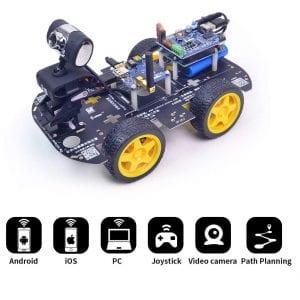 XiaoR-Geek-Arduino-Robotic-Car-Kit