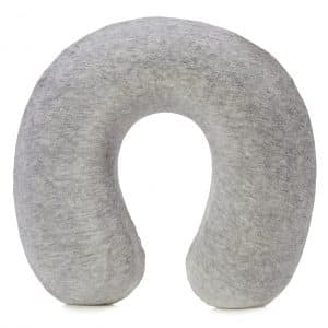 AmazonBasics Memory Foam Neck Pillow