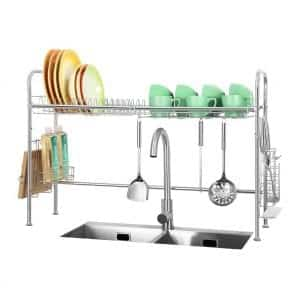 Better Chance Over the sink drying rack