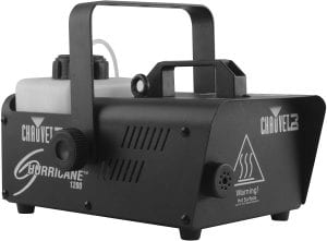 CHAUVET DJ H1200 Compact and Lightweight Fog Machine w:Timer Remote