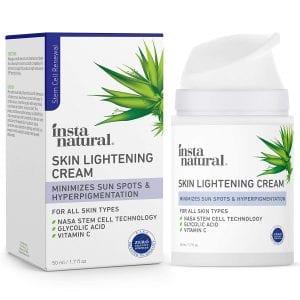 InstaNatural Skin Lightening Face Cream