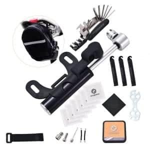UILB-Multi-Function-Bike-Repair-Kit-16-In-1-120-PSI-Pump-and-Glue-Less-Puncture-Kit