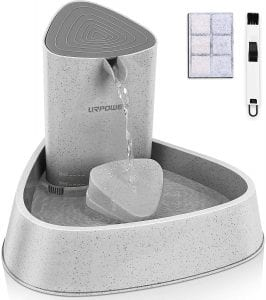 URPOWER Upgraded Automatic Pet Water Fountain