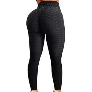 A AGROSTE Women's High Waist Workout Pants