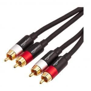 AmazonBasics-Audio-Subwoofer-Cable-–-15-Feet