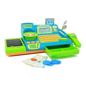 Boley Kids Toy Cash Register