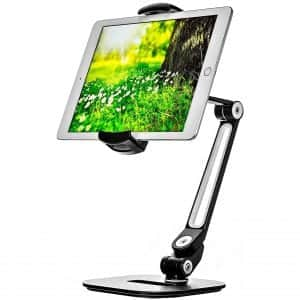 Bontend Ipad Stand for the Desk, Office, Table, and Kitchen