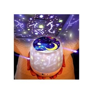 LUCKKID Night Light Multifunctional Light Star