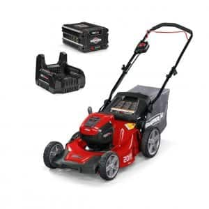 Snapper HD 48V 20 Inches 5.0Ah Battery Lawn Mower